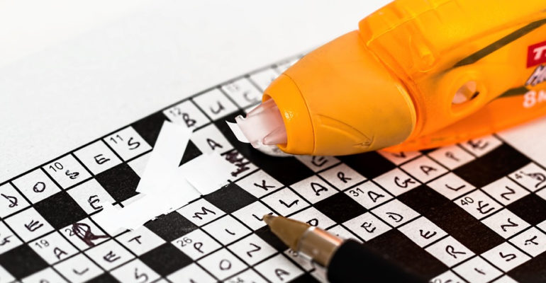 H2 Crucigrama qué es y para qué sirve