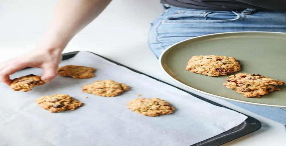 Recetas faciles galletas cacera